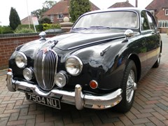 Navigate to Lot 282 - 1964 12947 Mk. II Saloon (3.4 litre)