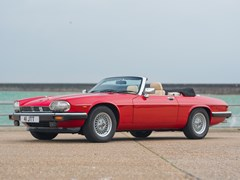 Navigate to Lot 184 - 1988 Jaguar XJS  Convertible (5.3 Litre)