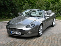 Navigate to Lot 327 - 2000 Aston Martin DB7 Vantage Volante
