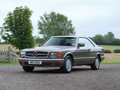 Navigate to Lot 251 - 1991 Mercedes-Benz 560 SEC