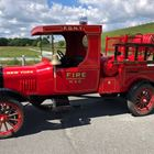 Ref 171 1925 Ford Model T Fire Truck -