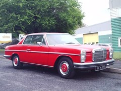 Navigate to Lot 217 - 1972 Mercedes-Benz 280CE
