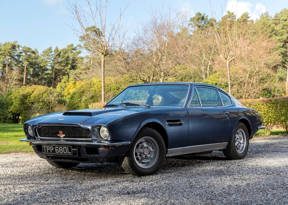 Lot 278 - 1973 Aston Martin V8 Series II