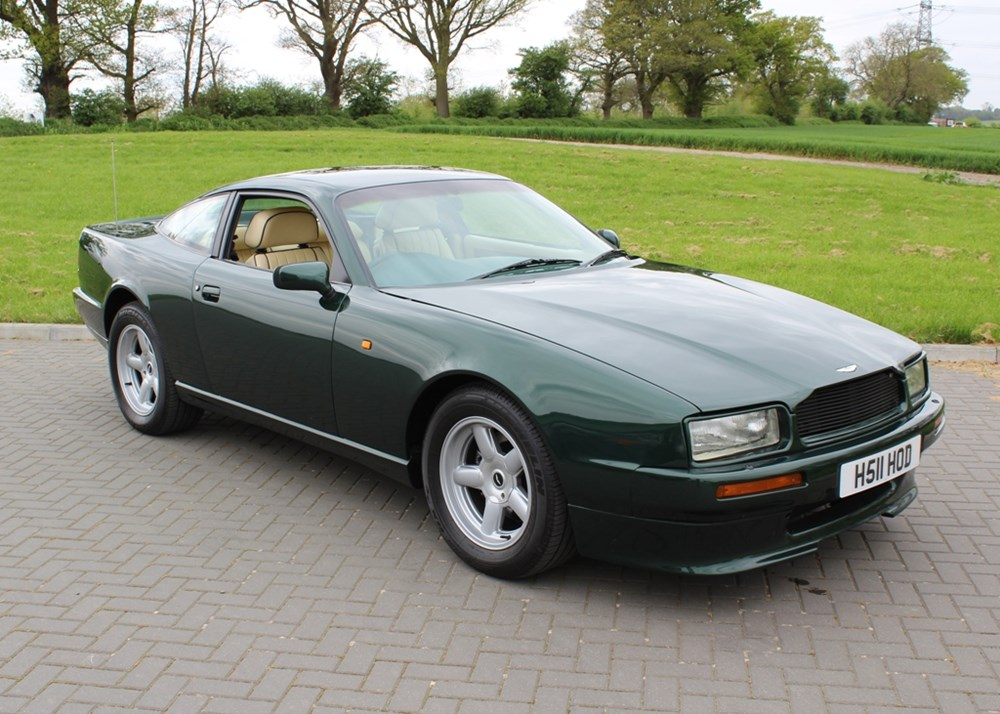 Lot 207 - 1991 Aston Martin Virage