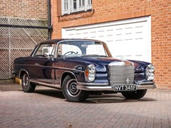 Navigate to Lot 156 - 1967 Mercedes-Benz 300SE Coupé