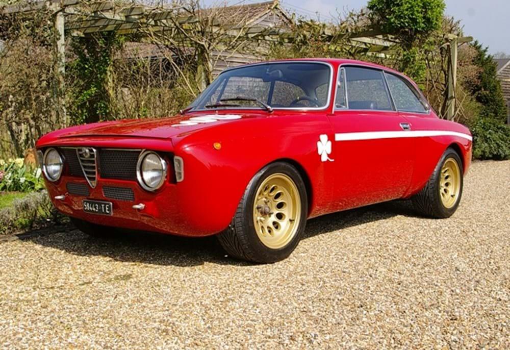REF 38 1970 Alfa Romeo GTA 1300 Junior Evocazioné