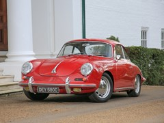 Navigate to Lot 291 - 1964 Porsche 356C Coupé