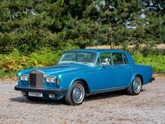 Navigate to Lot 242 - 1979 Rolls-Royce Silver Shadow II