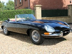 Navigate to Ref 108 1962 Jaguar E-Type Series I Roadster