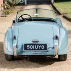Ref 53 1954 Jaguar XK120 Roadster -
