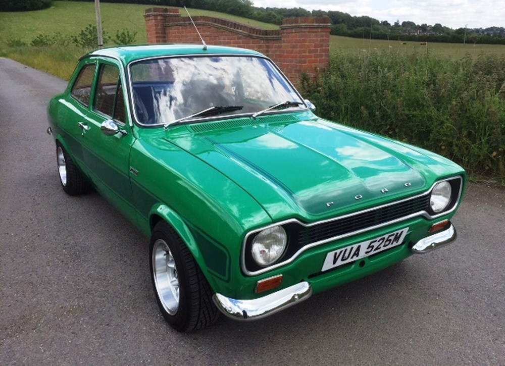 Lot 293 - 1974 Ford Escort Mk. I RS2000