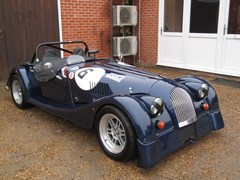 Navigate to Lot 241 - 2008 Morgan Roadster Lightweight Class B Competition