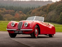 Navigate to Lot 154 - 1950 Jaguar XK120 Roadster (3.4 litre)