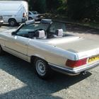 1985 Mercedes Benz 280SL Roadster -