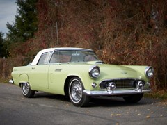 Navigate to Lot 241 - 1956 Ford Thunderbird Convertible