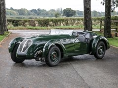 Navigate to Lot 160 - 1949 Healey Silverstone 'E-Type'