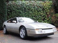 Navigate to Lot 210 - 1988 MV S Venturi
