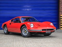 Navigate to Lot 199 - 1972 Ferrari Dino 246GT