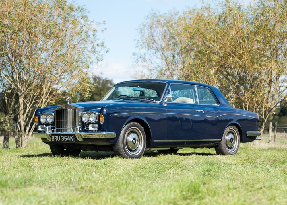 Lot 257 - 1972 Rolls-Royce Corniche