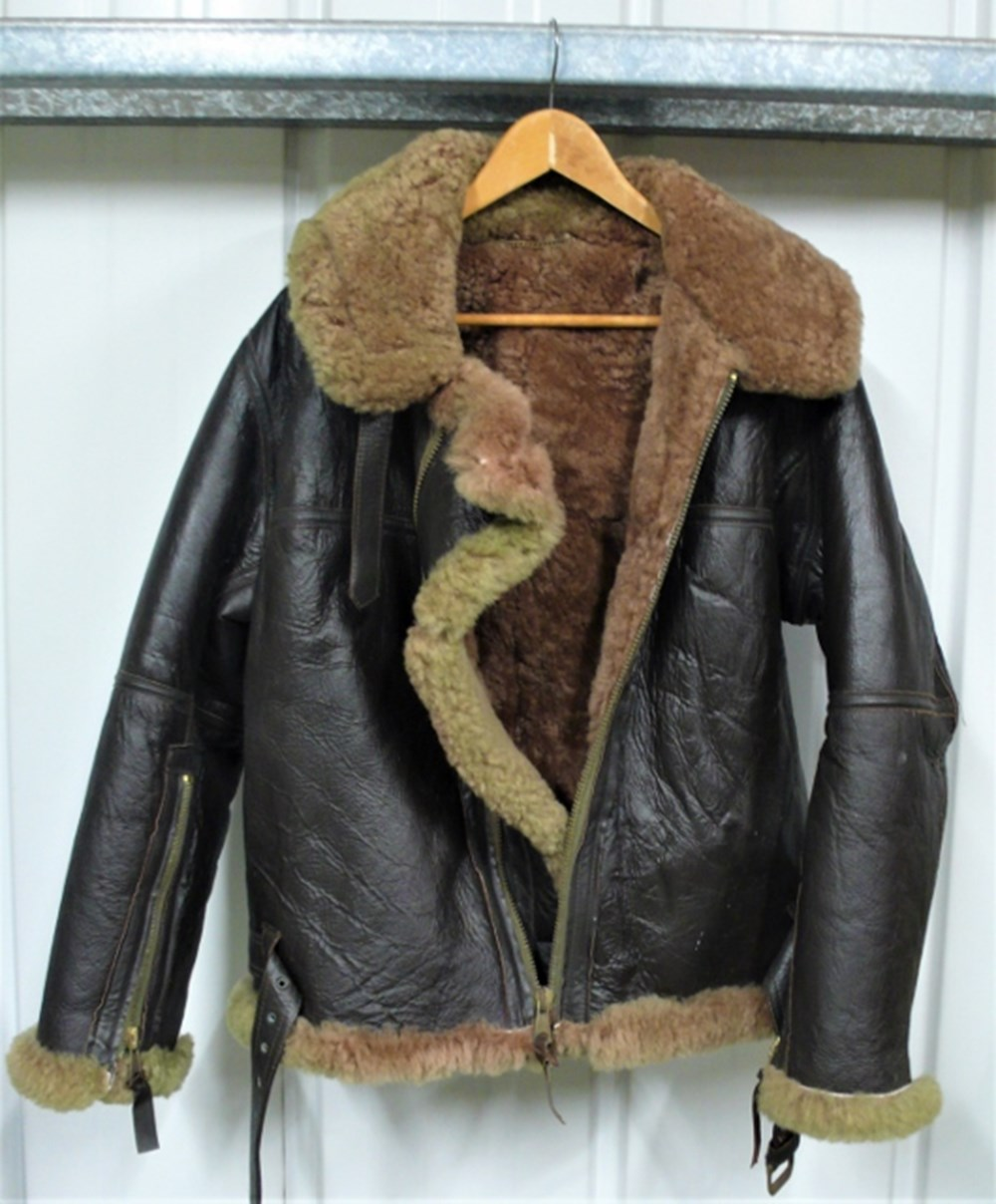 Lot 17 - An original driving jacket.