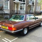 REF 97 1979 Mercedes-Benz 450SLC -