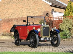Navigate to Lot 210 - 1929 Austin 7 AD Tourer