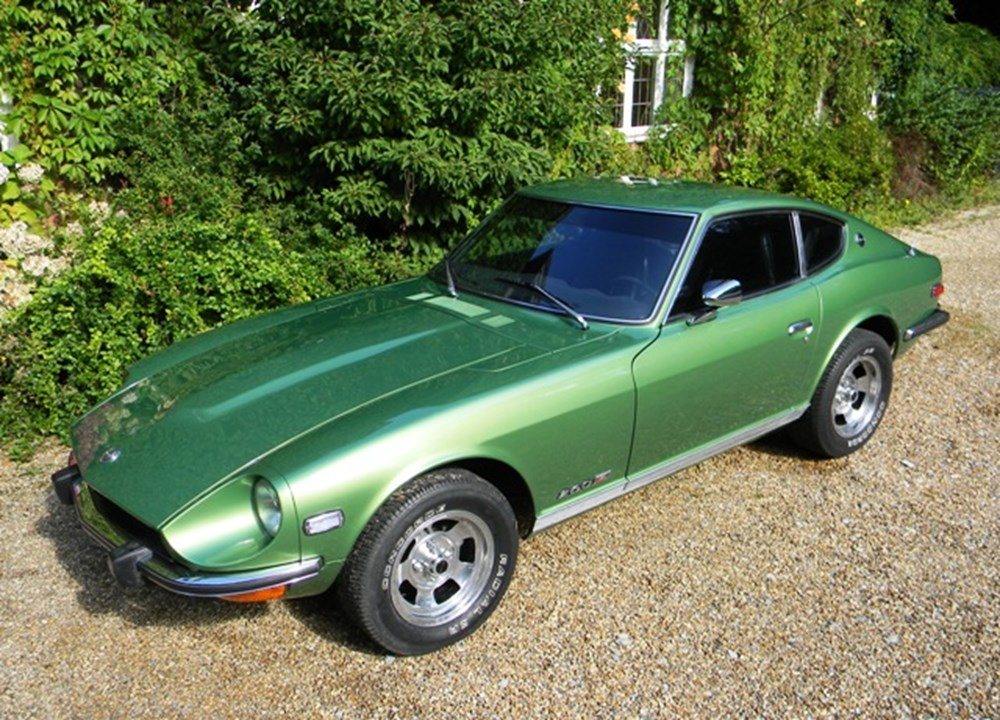 Lot 258 - 1973 Datsun 260Z Coupé **WITHDRAWN**