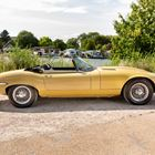 Ref 108 1973 Jaguar E-Type Series III  V12 Roadster -