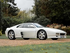Navigate to Lot 173 - 1992 Ferrari 348 TB
