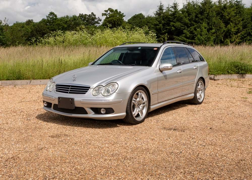 Lot 239 - 2006 Mercedes-Benz C55 AMG