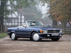 Navigate to Lot 171 - 1989 Mercedes-Benz 300 SL Roadster