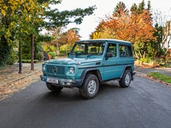 Navigate to Lot 245 - 1991 Mercedes-Benz G-Wagon GES 300