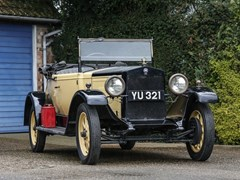 Navigate to Lot 276 - 1927 Fiat 503 Two/Three Seater Torpedo (12hp) *WITHDRAWN*