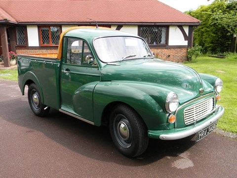 1968 Austin Minor 1000 6cwt Pick Up