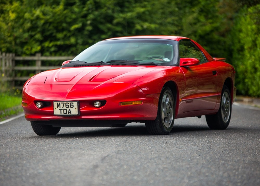 Lot 116 - 1995 Pontiac Firebird