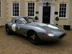 Navigate to  1962 12947 E-Type Series One 'Low Drag Coupé' (FIA compliant)
