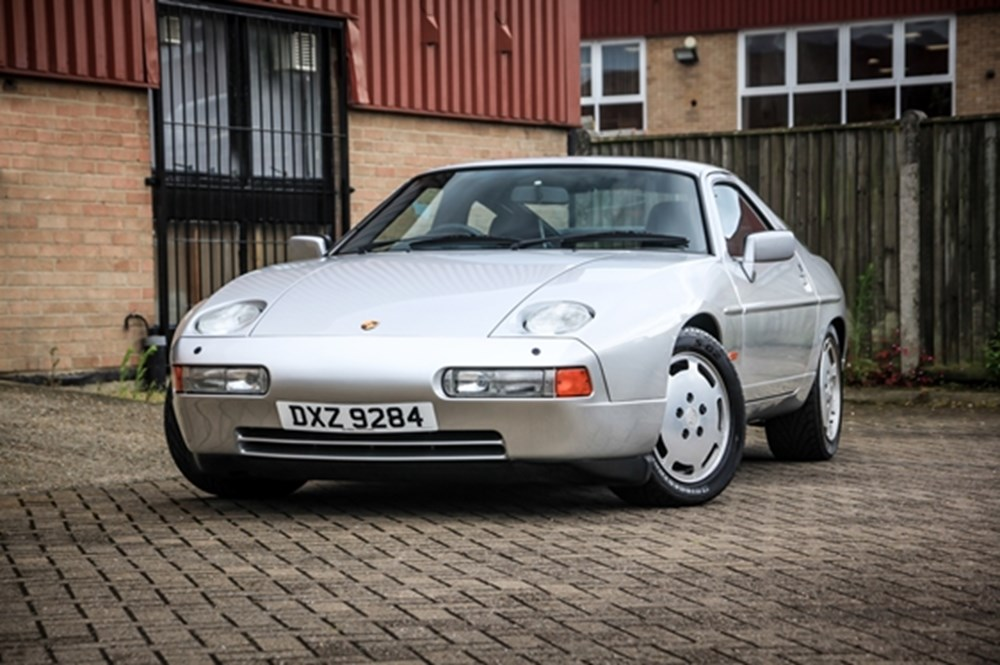 ref 3 1989 porsche 928 s4 classic sports car auctioneers. Black Bedroom Furniture Sets. Home Design Ideas