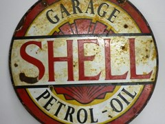 Navigate to Shell petrol-oil