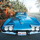 Ref 37 1966 Chevrolet Corvette Sting Ray -
