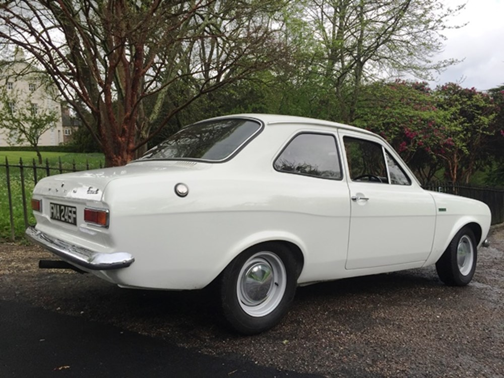 Lot 328 - 1968   Ford Escort Twin-Cam