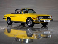 Navigate to Lot 109 - 1974 Triumph Stag
