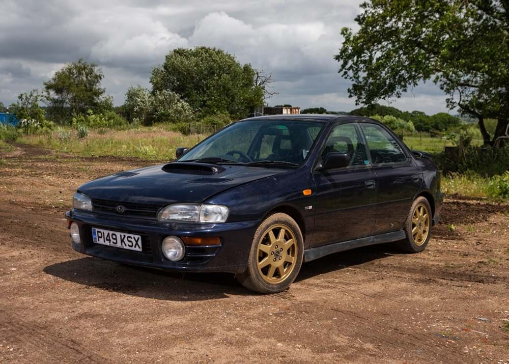 Lot 275 - 1996 Subaru Impreza 'Series McRae'