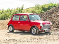 Navigate to Lot 128 - 2001 Rover Mini Seven