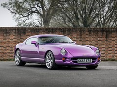 Navigate to Lot 138 - 1999 TVR Cerbera Speed Six Coupé (4.0 litre)