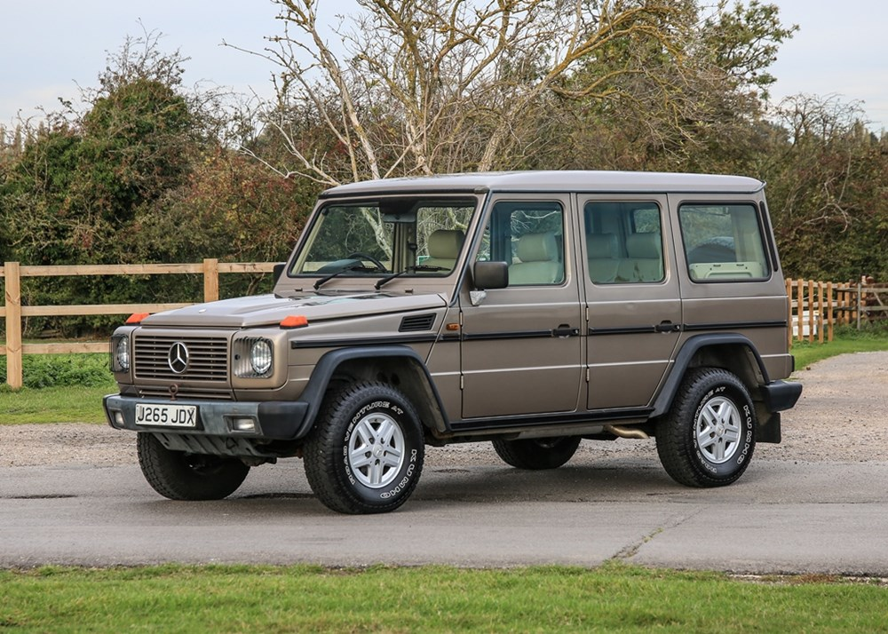 Lot 240 - 1991 Mercedes-Benz 300 GEL