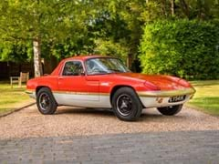 Navigate to Lot 161 - 1972 Lotus Elan Sprint Fixedhead Coupé