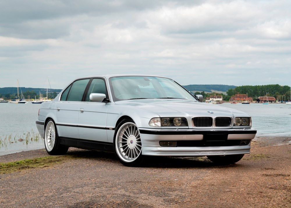 Lot 152 - 1996 BMW Alpina B12 Long Wheelbase