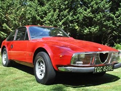 Navigate to Lot 221 - 1973 Alfa Romeo GT 1600 Junior Zagato