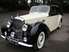 Navigate to Lot 155 - 1952 Bentley R-Type Saloon (Standard Steel)