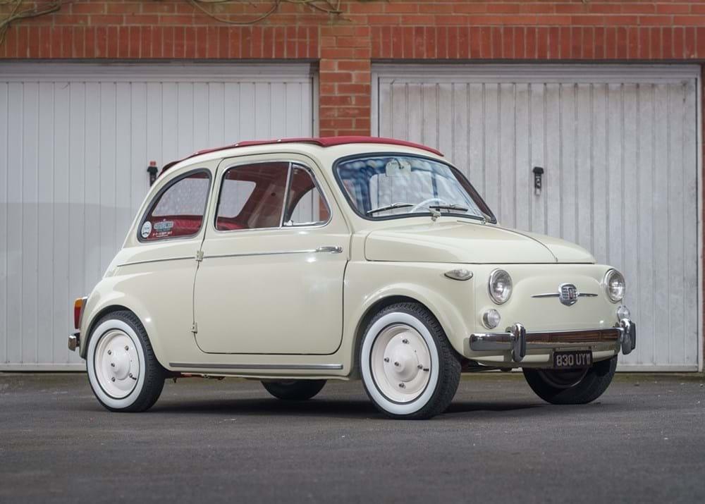 Ref 44 1960 Fiat 500 N Nuova